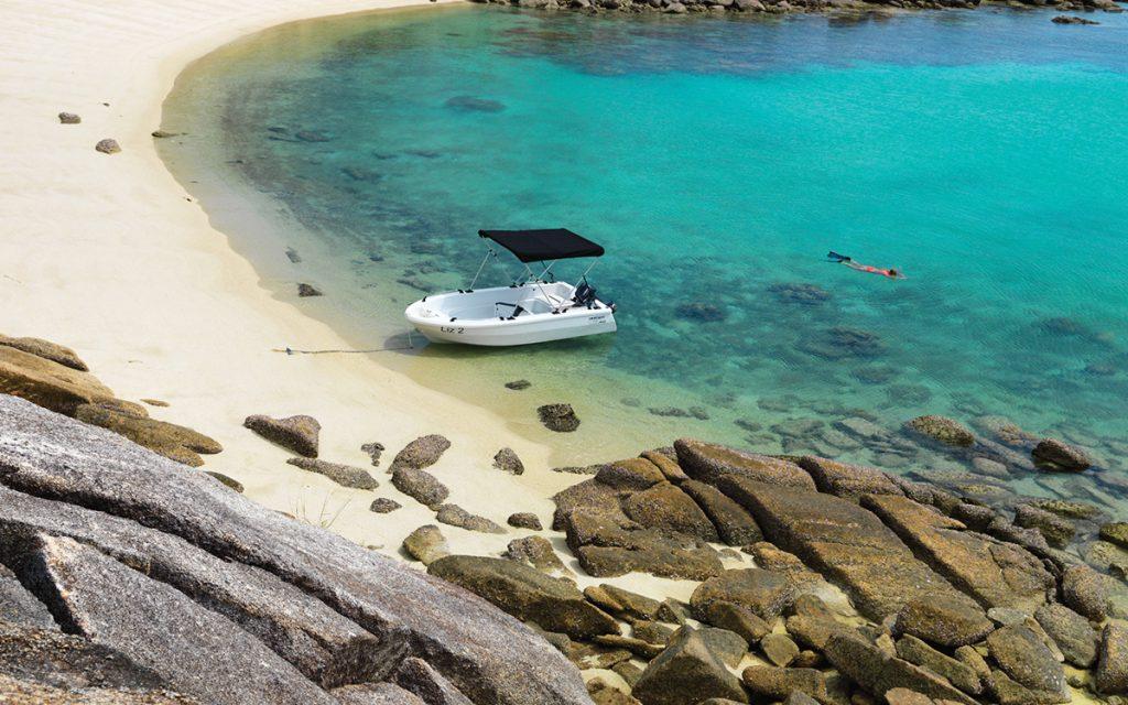 LIZARD ISLAND - Private_Beaches